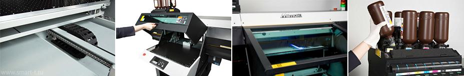 Описание: Принтер UJF-6042 MkII
