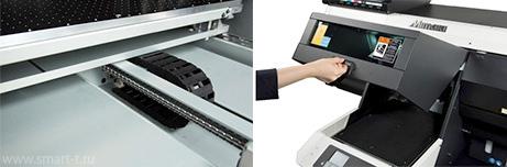 Улучшенная механическая часть принтера UJF-3042 MkII EX